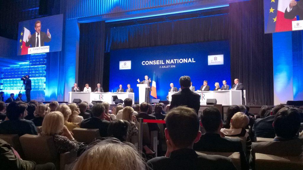 Conseil National du 2 juillet 2016